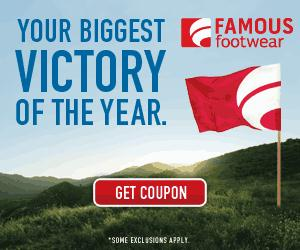 Famous Footwear Coupons From Official Coupon Review