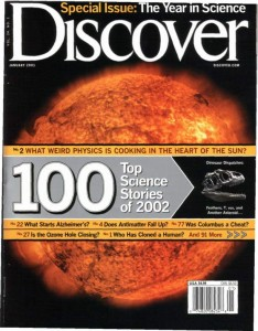 Alert: Discover Magazine Fans! Huge Savings Now